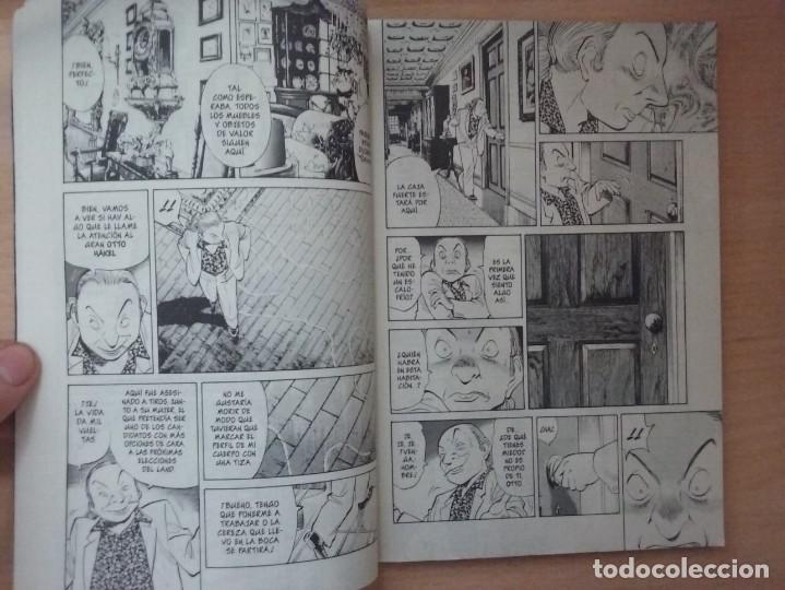 Cómics: MONSTER - BORRAR EL PASADO (LIBRO 5) - NAOKI URASAWA - presenta Horrible Story (EDITORIAL PLANETA) - Foto 3 - 184794885
