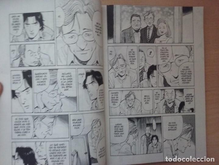 Cómics: MONSTER - BORRAR EL PASADO (LIBRO 5) - NAOKI URASAWA - presenta Horrible Story (EDITORIAL PLANETA) - Foto 4 - 184794885