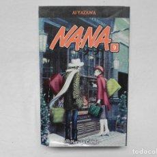 Cómics: NANA - AI YAZAWA - Nº 9 - PLANETA COMIC - NUEVO. Lote 184932362