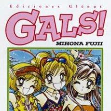 Cómics: GALS! 06 - GLENAT. Lote 185949650