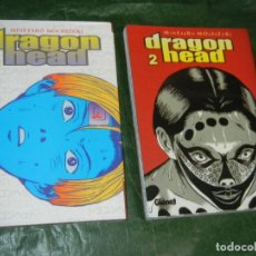 Cómics: DRAGON HEAD VOLS.1 Y 2 - MINETARO MOCHIZUKI - GLENAT 2001. Lote 185963483