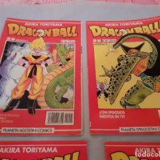 Cómics: COMICS DRAGON BALL SERIE ROJA. PLANETA AGOSTINI. NÚMEROS SUELTOS. Lote 186003555