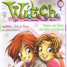 Cómics: REVISTA WÍTCH Nº 2 MARZO 2003. Lote 205741256