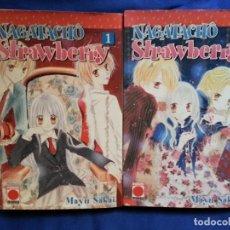 Cómics: NAGATACHO STRAWBERRY - LOTE 2. Lote 186247653