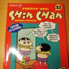 Cómics: SHIN CHAN Nº 23 (YOSHITO USUI) PLANETA DEAGOSTINI COMICS. Lote 188785485
