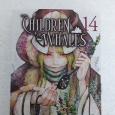Cómics: CHILDREN OF THE WHALES 14 - ABI UMEDA - MILKY WAY EDICIONES / MANGA. Lote 188865912