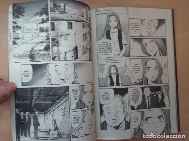 Cómics: MONSTER (LIBRO 10): LAS EXPECTATIVAS DE LUNGE - NAOKI URASAWA PRESENTA HORRIBLE STORY - Foto 4 - 189462905