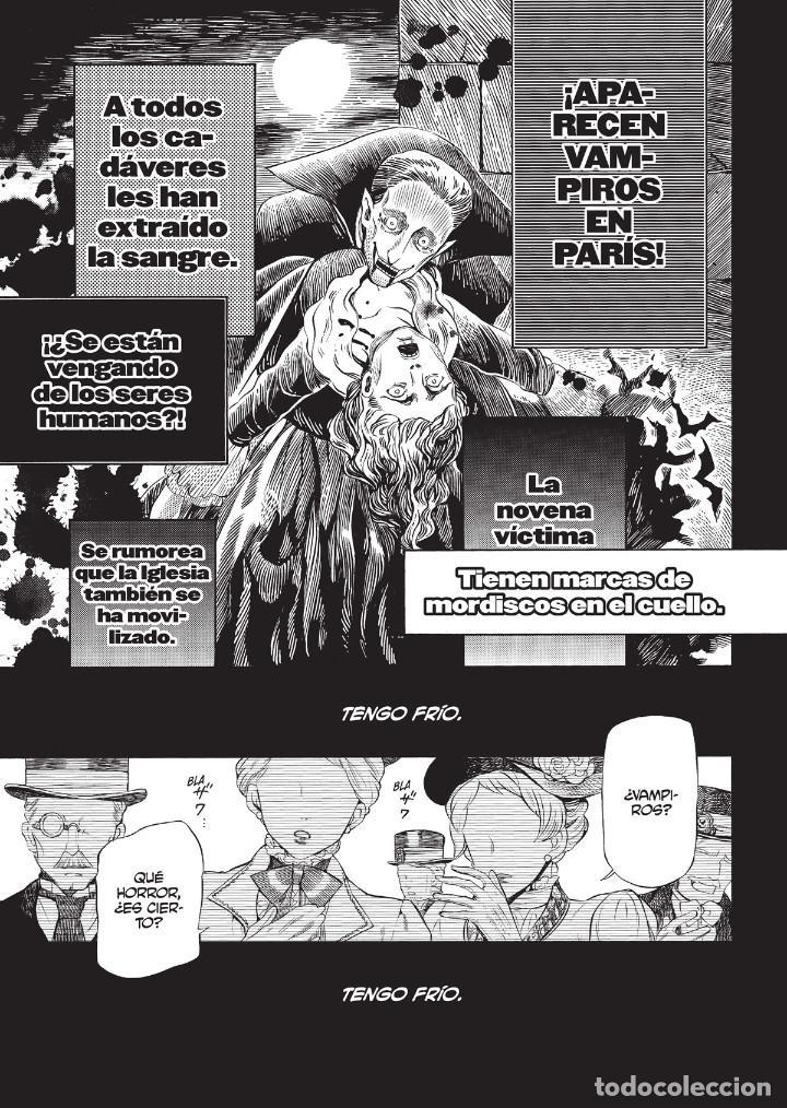 Cómics: Cómics. Manga. LOS APUNTES DE VANITAS - Jun Mochizuki - Foto 2 - 288119693