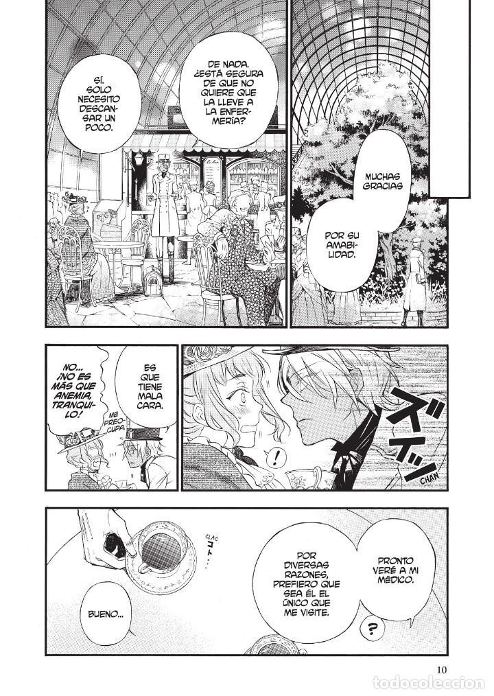 Cómics: Cómics. Manga. LOS APUNTES DE VANITAS - Jun Mochizuki - Foto 5 - 288119693