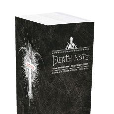Cómics: CÓMICS. MANGA. DEATH NOTE. EDICIÓN INTEGRAL + COFRE - TSUGUMI OHBA/TAKESHI OBATA. Lote 222287950