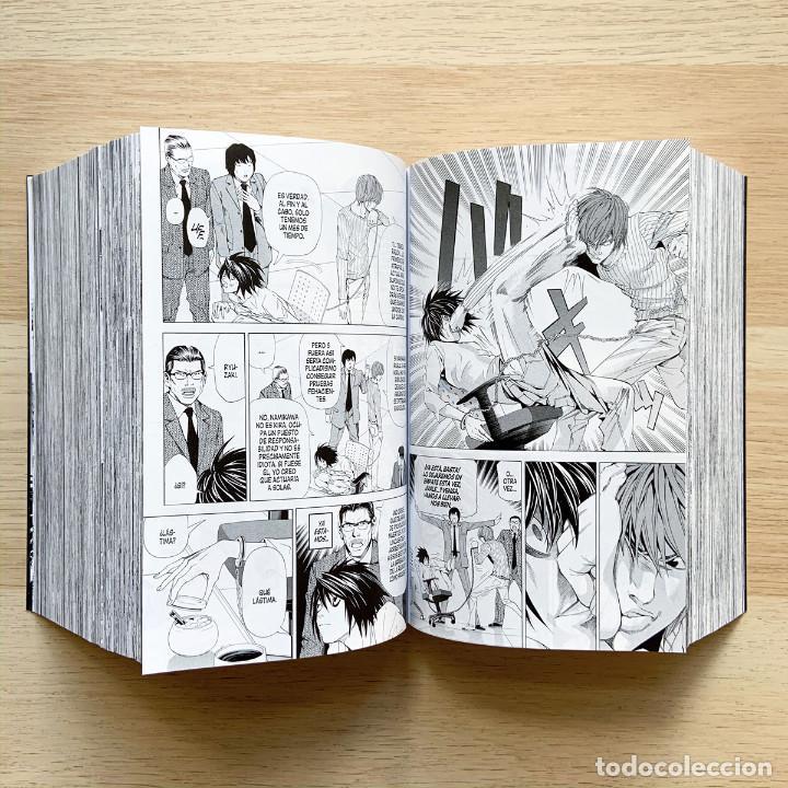 Cómics: Cómics. Manga. DEATH NOTE. EDICIÓN INTEGRAL + Cofre - Tsugumi Ohba/Takeshi Obata - Foto 4 - 222287950