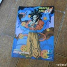 Cómics: ESPECIAL MANGAZONE 3. DRAGON BALL GT GUÍA DE EPISODIOS 2 EDICIONES BERSERKER, 1998. Lote 189515680