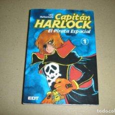 Cómics: CAPITAN HARLOCK. Nº 1 - LEIJI MATSUMOTO - NORMA EDITORIAL 2013. Lote 190129020