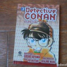 Cómics: DETECTIVE CONAN ESPECIAL Nº 3 GOSHO AOYAMA PLANETA. Lote 288654788
