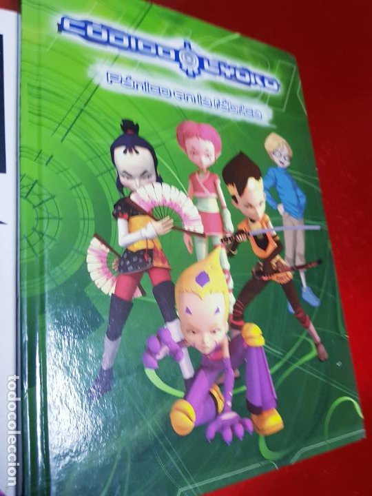Cómics: libro-código lyoko-PÁNICO EN LA FÁBRICA-MEDIA LIVE-2007-ver fotos - Foto 3 - 190562100