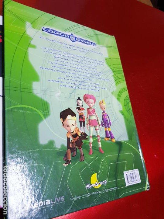 Cómics: libro-código lyoko-PÁNICO EN LA FÁBRICA-MEDIA LIVE-2007-ver fotos - Foto 5 - 190562100