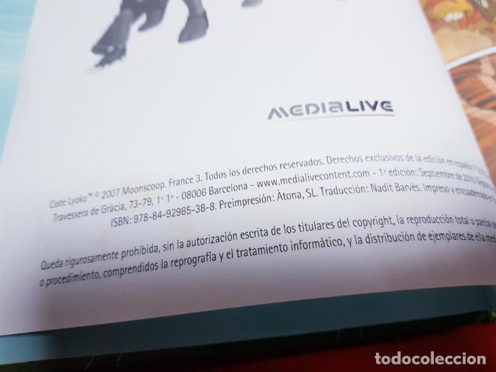 Cómics: libro-código lyoko-PÁNICO EN LA FÁBRICA-MEDIA LIVE-2007-ver fotos - Foto 10 - 190562100