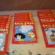 Cómics: 15 COMICS DE SHIN CHAN DEL 2 AL 12 Y 46 47 48 Y 50. Lote 191300612