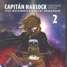 Cómics: CAPITAN HARLOCK . DIMENSION VOYAGE 2. Lote 191680575