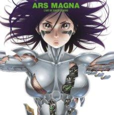 Comics: ARS MAGNA - L'ART DE YUKITO KISHIRO (FRANCES/FRENCH) - EDT/GLENAT - NUEVO. Lote 191759420