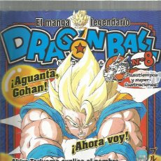 Cómics: DRAGON BALL MANGA LEGENDARIO 8. Lote 191826851