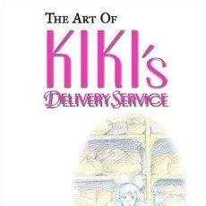 Comics: THE ART OF KIKI'S DELIVERY SERVICE (INGLES/ENGLISH) - VIZ MEDIA - NUEVO. Lote 191858843