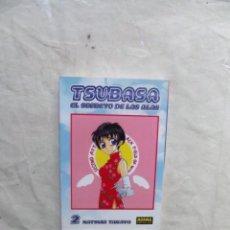 Cómics: TSUBASA EL SECRETO DE LAS ALAS POR NATSUKI TAKAYA Nº 2 NORMA EDITORIAL. Lote 192581480