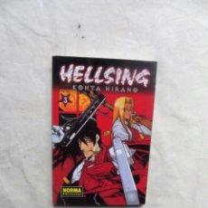 Cómics: HELLSING POR KOHTA HIRANO Nº 3 NORMA EDITORIAL. Lote 192581895
