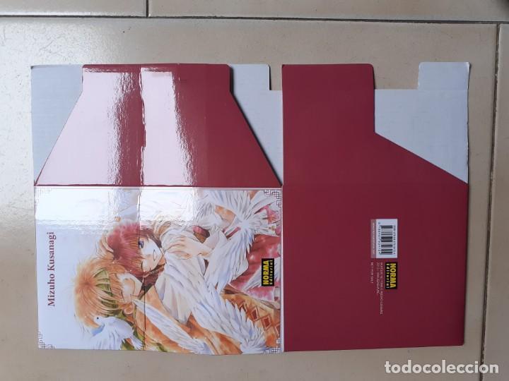 Cómics: caja contenedor para manga Yona - Foto 2 - 192699731