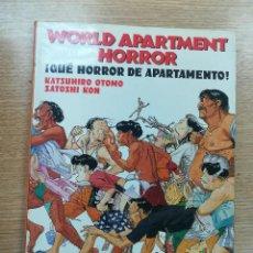 Cómics: QUE HORROR DE APARTAMENTO (PLANETA). Lote 192926237