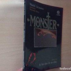 Cómics: MONSTER - A LOS OJOS DE UN NIÑO (LIBRO 15) - NAOKI URASAWA (PLANETA AGOSTINI). Lote 193425118