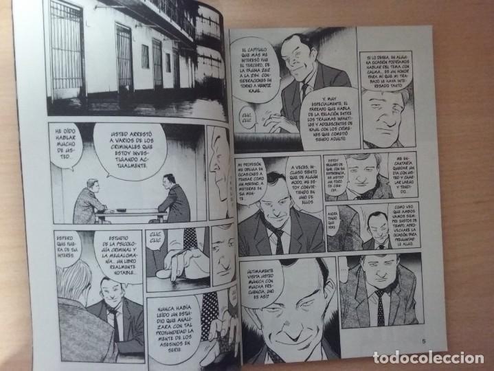 Cómics: MONSTER - A LOS OJOS DE UN NIÑO (LIBRO 15) - NAOKI URASAWA (PLANETA AGOSTINI) - Foto 2 - 193425118