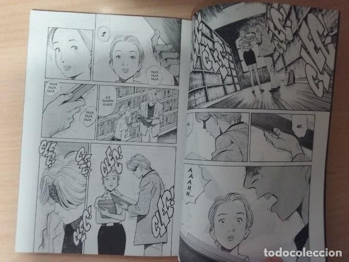 Cómics: MONSTER - A LOS OJOS DE UN NIÑO (LIBRO 15) - NAOKI URASAWA (PLANETA AGOSTINI) - Foto 6 - 193425118