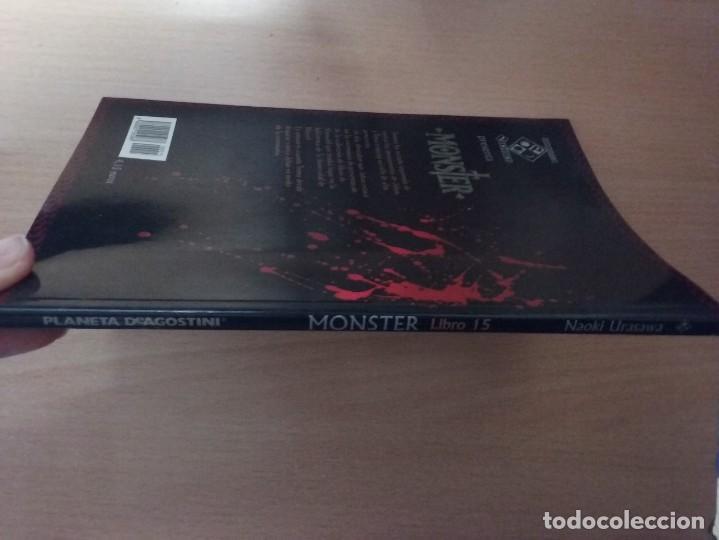 Cómics: MONSTER - A LOS OJOS DE UN NIÑO (LIBRO 15) - NAOKI URASAWA (PLANETA AGOSTINI) - Foto 7 - 193425118