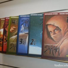 Cómics: LA LEYENDA DE MADRE SARAH COMPLETA 7 TOMOS - NORMA - OFERTA. Lote 194150572