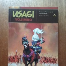 Cómics: USAGI YOJIMBO 1 THE RONIN, STAN SAKAI, FANTAGRAPHICS BOOKS, 2007. Lote 194225677