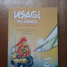 Cómics: USAGI YOJIMBO 17 DUEL AT KITANOJI, STAN SAKAI, DARK HORSE BOOKS, 2003. Lote 194225973