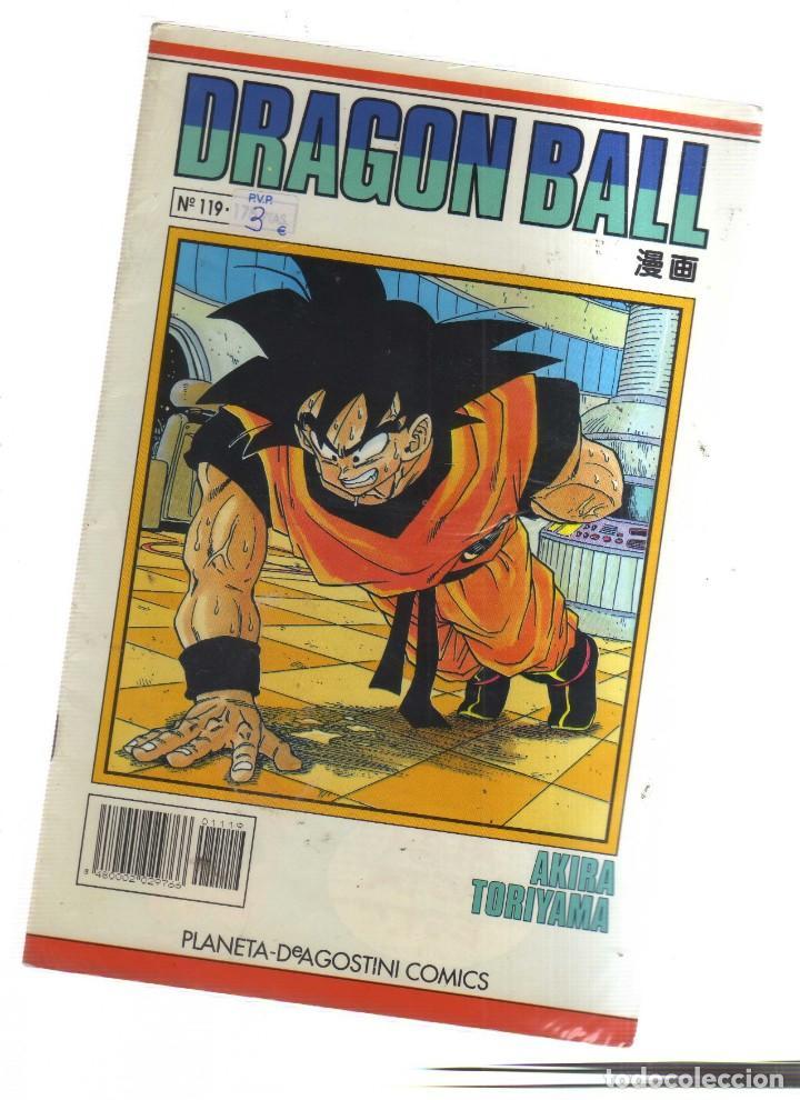 DRAGON BALL N,119 PLANETA (Tebeos y Comics - Manga)
