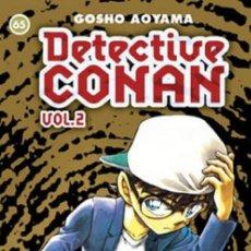 Cómics: DETECTIVE CONAN VOL.2 65 - PLANETA - SEMINUEVO. Lote 194388078