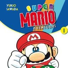 Cómics: SUPER MARIO AVENTURAS 01 - PLANETA - SEMINUEVO. Lote 194388552