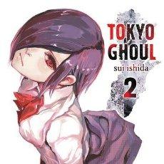 Cómics: TOKYO GHOUL 02 - NORMA - SEMINUEVO. Lote 194388618