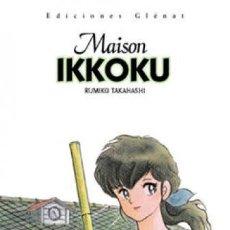 Cómics: MAISON IKKOKU 01 - GLENAT - SEMINUEVO. Lote 194388688