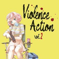 Cómics: CÓMICS. MANGA. VIOLENCE ACTION 2 - RENJI ASAI/SHIN SAWADA. Lote 194657665