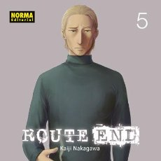 Cómics: CÓMICS. MANGA. ROUTE END 5 - KAIJI NAKAGAWA. Lote 194688480