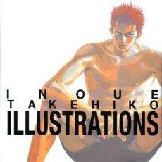 Cómics: INOUE TAKEHIKO ILLUSTRATIONS (ART BOOK) - IVREA - NUEVO. Lote 194912596