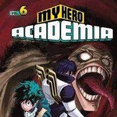 Cómics: MY HERO ACADEMIA 06 - PLANETA - SEMINUEVO. Lote 195136115