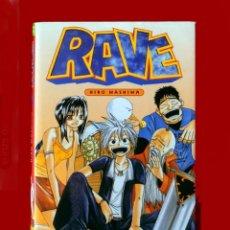 Cómics: MANGA; RAVE Nº 1. HIRO MASHIMA. EN FRANCES - 2002 - EDIT. GLÉNAT. - NUEVO. Lote 195149255