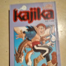 Cómics: KAJIKA. Lote 195197420