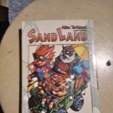 Cómics: SANDLAND. Lote 195197457