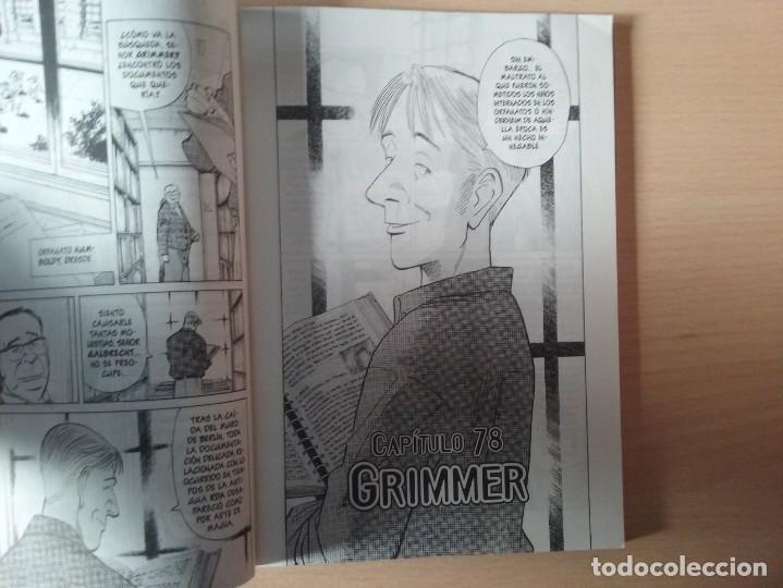 Cómics: MONSTER - GRIMMER (LIBRO 19) - NAOKI URASAWA (PLANETA AGOSTINI) - Foto 3 - 195280930